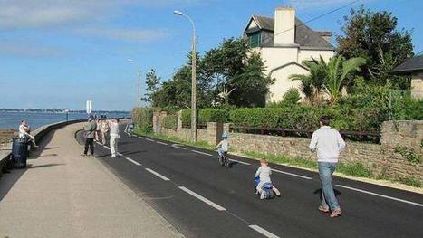 Corniche sans voiture concarneau ville d 39 art et d 39 histoire for Piscine concarneau horaires