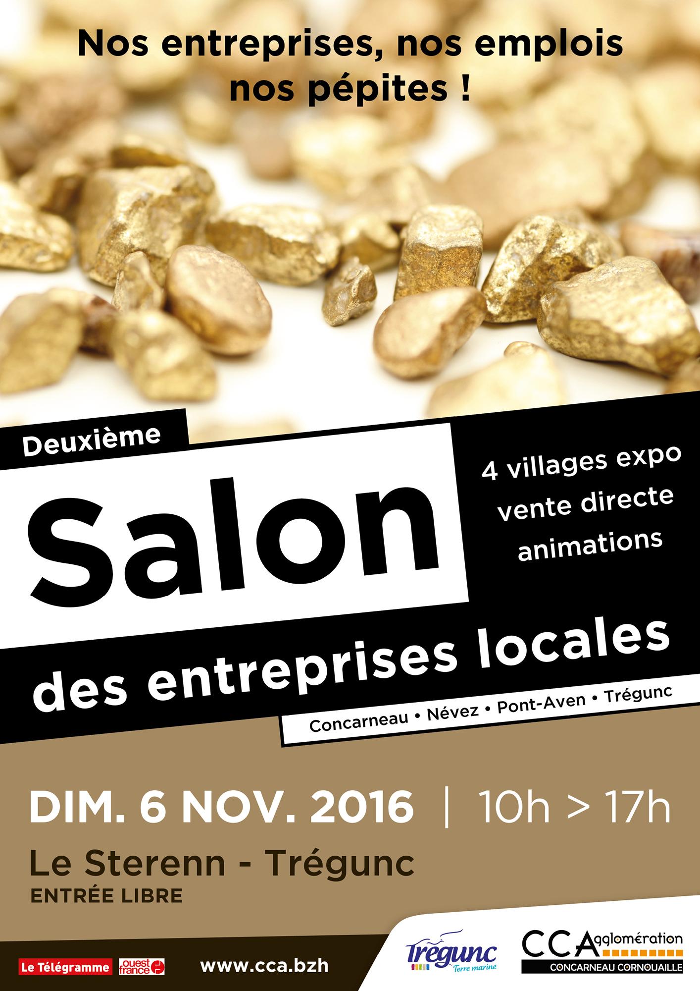 Forum assises des entreprises 5 6 nov 2016 tr gunc for Salon entreprise