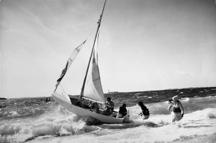Les Glenans Et La Mer 70 Ans De Passion Concarneau Ville D Art Et D Histoire