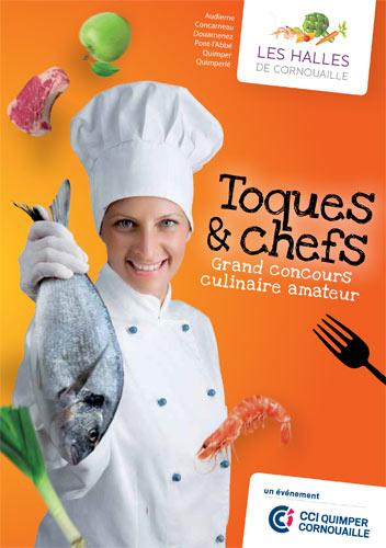 toques & chefs ! grand concours de cuisine amateur des halles de