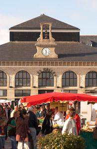 Le marché de Concarneau