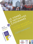 Fonds d'Initiatives Citoyennes